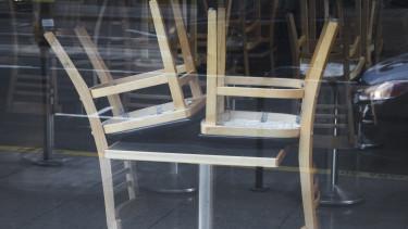 bezárás csőd étterem