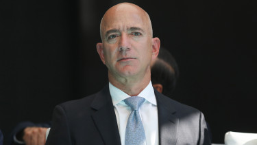 bezos getty editorial