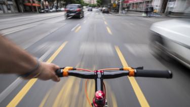 biciklisáv