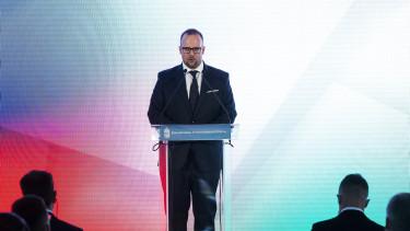 Biczók András, a Mavir Zrt. elnök-vezérigazgatója