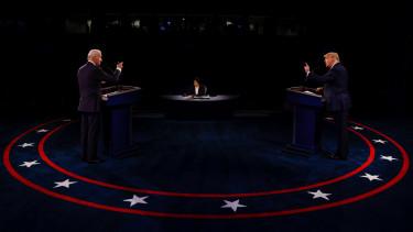 biden trump usa vita elnökválasztás