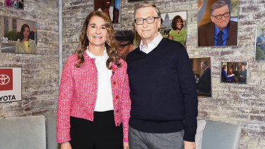 Bill es Melinda Gates koronavirus alapitvany