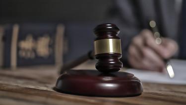 bíróság kalapács