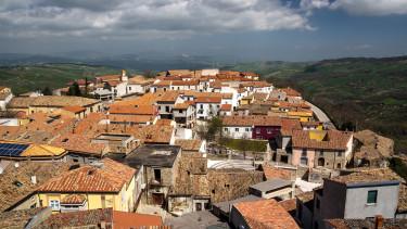 Bisaccia olasz kisváros