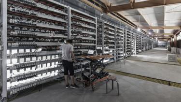 bitcoin bánya