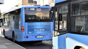 bkv busz budapest