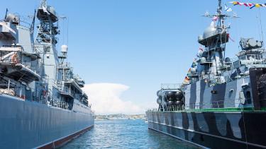 Blokád alá vonták az oroszok az ukrán kikötőket