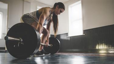body builder testépítő női edzés