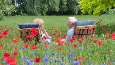 boldog nyugdíjasok