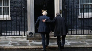 boris johnson david sassoli brexit