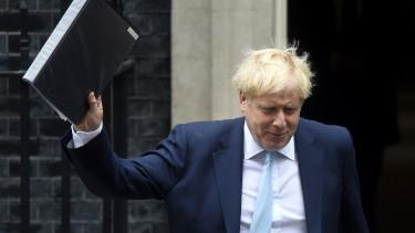 Boris Johnson London Brexit