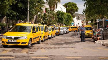 Börtönbe küldenek egy taxis hiénát