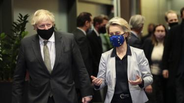 brexit johnson von der leyen