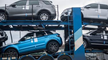 brexit katasztrofa jaguar land rover