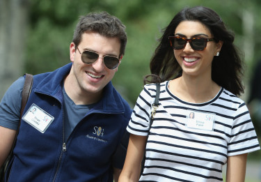 Brian Chesky, co-founder and CEO of Airbnb, chats with Elissa Patel