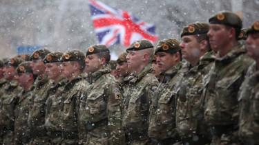 brit hadsereg