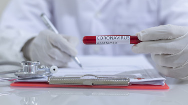 brit vírus mutáció koronavírus mintavétel járvány