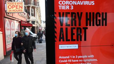 brit vírustörzs mutáció koronavírus járvány