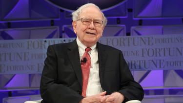 Brutális profitot csinál Warren Buffett cége