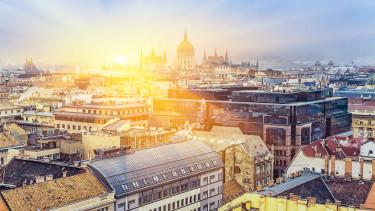 Budapest felkelő nap és ingatlanok