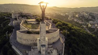 budapest gellért hegy
