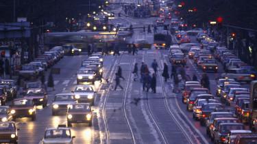 budapest közlekedés autó dízel kitiltás