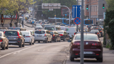 Budapest kozlekedes dugo levegoszennyezes utdij javaslat