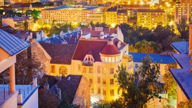 budapest lakás panoráma