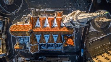 budapest matyas templom