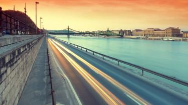 budapest rakpart