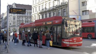 budapest trolibusz villamos beszerzes kormany hitelkeret jovahagyas 201104