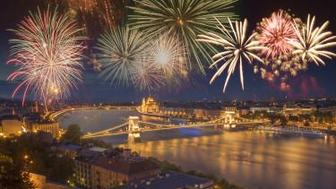 budapest tűzijáték