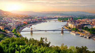 budapest város városkép