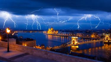 budapest vihar