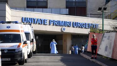 bukarest kórház