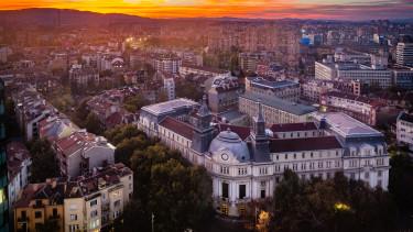 bulgária város létkép