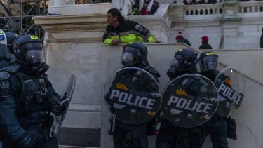 capitolium rendőrség