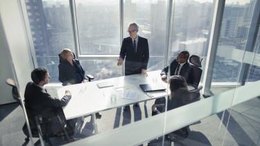 cégvezetés céges meeting