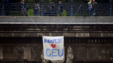 CEU prepares for Vienna opening, but would not leave Budapest either