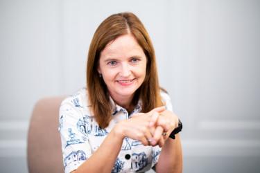 Charlotte Hogg Visa Europe CEO