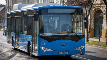 Chinese electric bus maker to build plant in Hungary