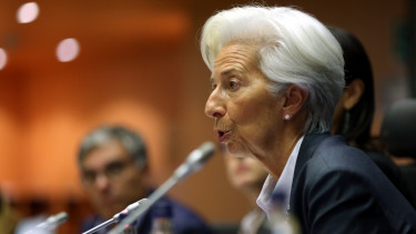 Christine Lagarde ekb elnok