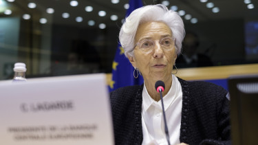 Christine Lagarde EKB valsag koronavirus koltsegvetes europai unio