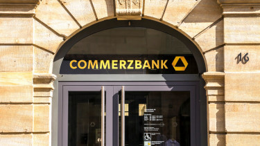 commerzbank shutter