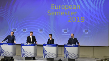 Commission disappointed with Hungarian reforms