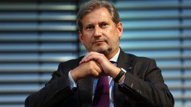 Commissioner Johannes Hahn