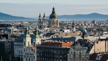 Cool chart shows price of Budapest homes sold in 2018