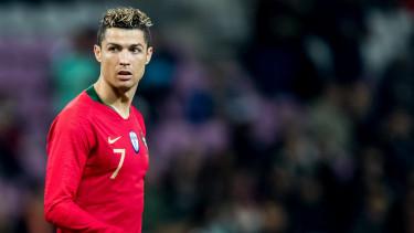 Cristiano Ronaldo a legdrágább sportoló az Instagramon