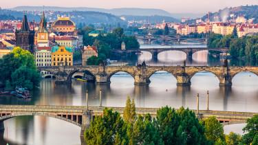 csehország prága