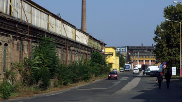 csepel rozsdaövezet gyár